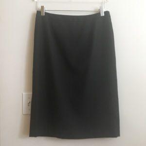Jones New York Suit Pencil Skirt Black Size 6